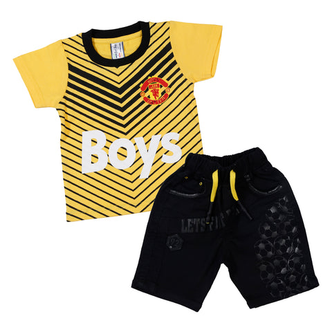 Bad Boys STYLISH PRINT SET. - mashup boys