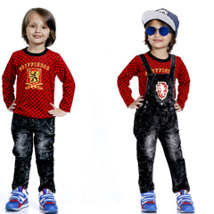 Potter Dungaree Set - mashup boys