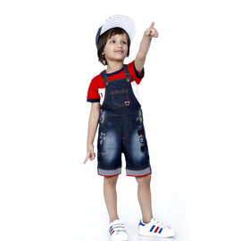 Bad Boys Cool Dungaree Set - KRAZYLA