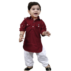 Bad boys plaid Kurta salwar set. - MASHUP