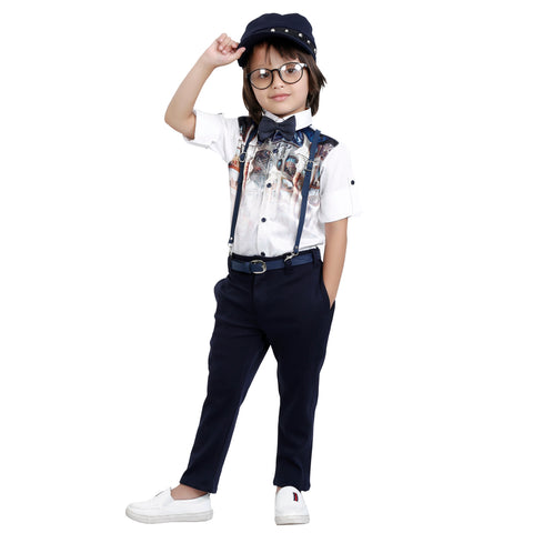 Bad Boys Smart Party Outfit. - KRAZYLA