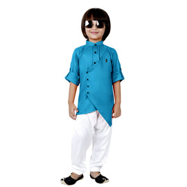 Bad Boys Blue Modal Kurta salwar set. - KRAZYLA
