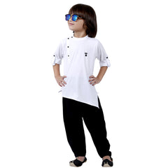Bad Boys Ethnic Wear Outfit with Stylish Kurta and Comfortable Bottoms - mashup boys