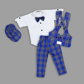 Bad Boys Party wear Outfit with Soft Cotton Shirt and Bottoms - MASHUP