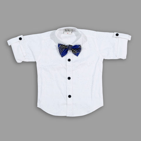 Bad Boys Party wear Outfit with Soft Cotton Shirt and Bottoms - mashup boys