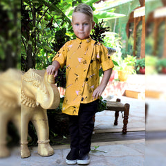 Bad Boys Fashionable Traditional Wear Set