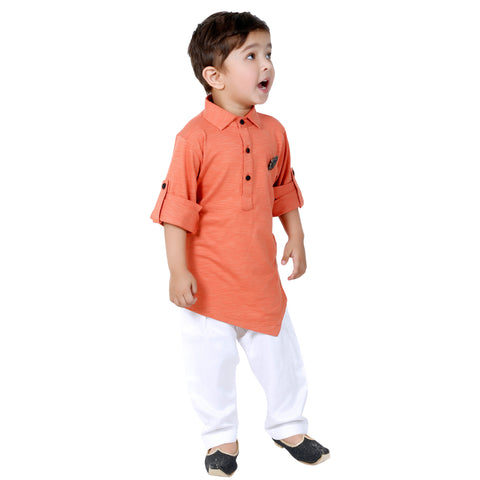 Bad Boys Ethnic wear Outfit with Stylish Kurta and Comfortable Bottoms - MASHUP