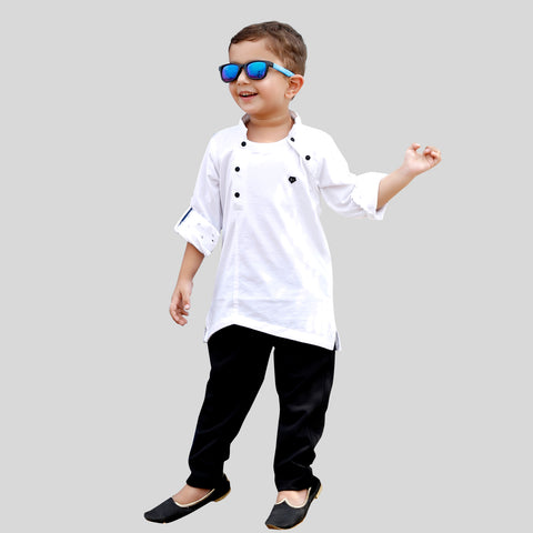 Super Stylish and Comfortable Kurta Outfit