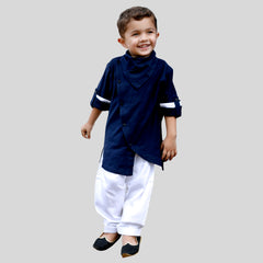 Fashionable and Designer Ethnic Kurta Set for Boys