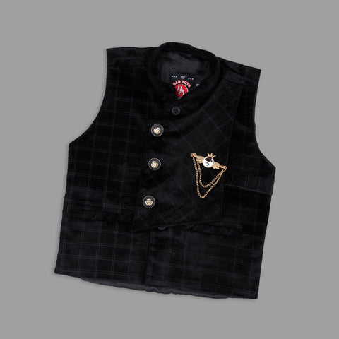 ELEGANT AND COMFORTABLE NEHRU JACKET SET
