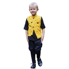 BAD BOYS STYLISH AND PREMIUM OUTFIT- FLOCKING DESIGN SET