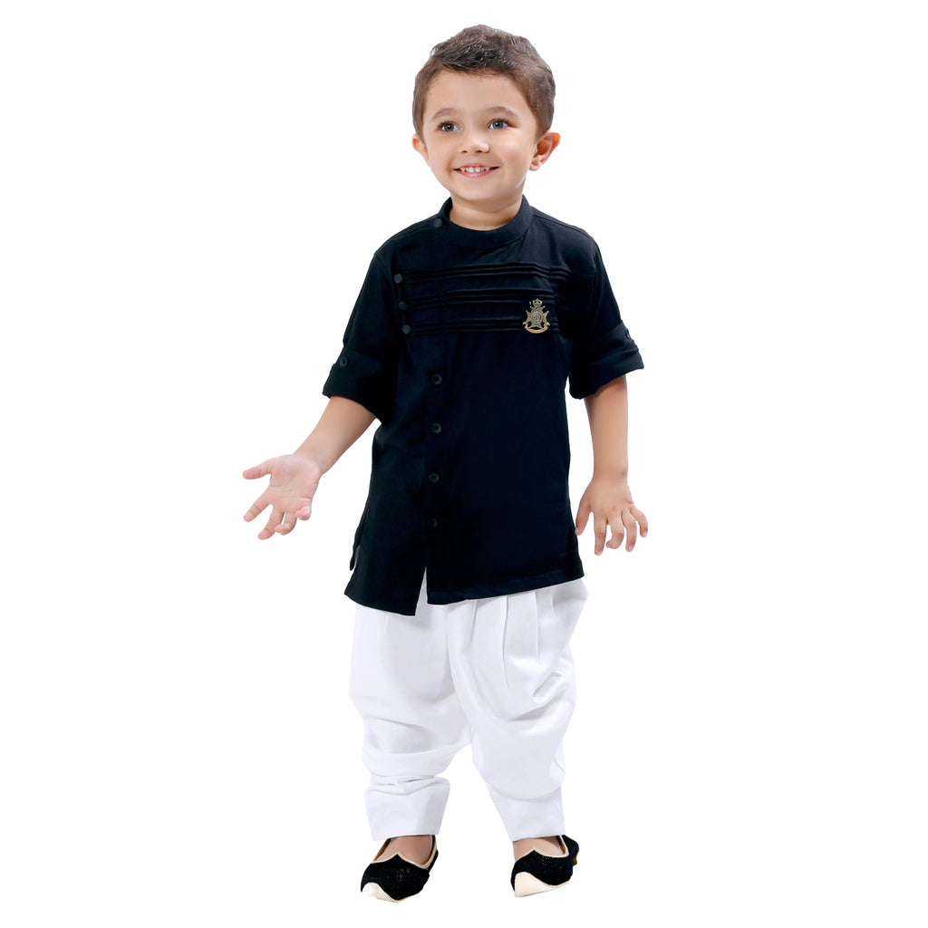 Bad Boys Fashionable Ethnic Party Wear Kurta Set