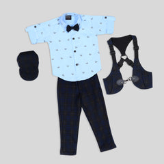 BAD BOYS STYLISH AND COMFORTABLE PARTY WEAR SET