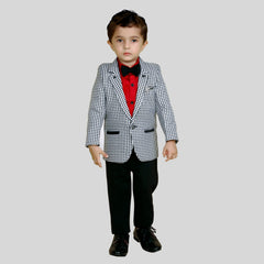BAD BOYS STYLISH AND DESIGNER PARTY WEAR SET
