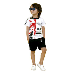 MashUp Junior STYLISH PRINT SET - mashup boys