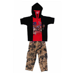 Bad Boys Off-Roader Hoodie Set - KRAZYLA