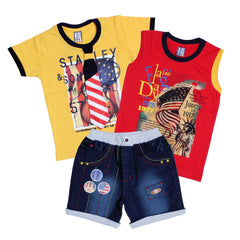 Bad Boys Little Statesman Combo Set - mashup boys