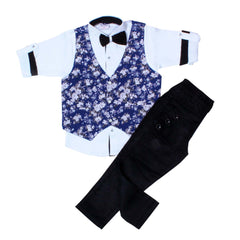 Bad Boys Blue Floral Party Set - KRAZYLA