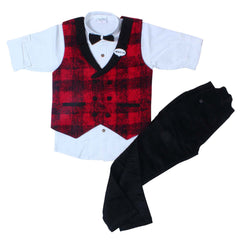 Bad Boys Vintage Checks Party Set - KRAZYLA