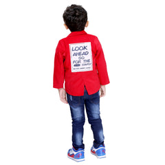 BAD BOYS BLAZER COMBO SET - mashup boys