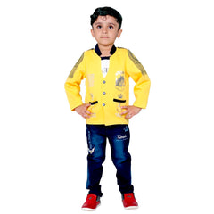 Bad Boys Yellow Prince Set - KRAZYLA