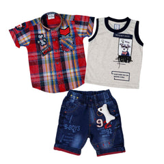 Bad Boys Puppy Love 3-in-1 Casual Set - KRAZYLA