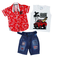 Bad Boys Surf Mania Combo Set - KRAZYLA
