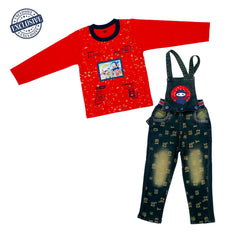 Casual Detachable Dungaree Set - KRAZYLA