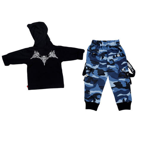 Bad boys navy set - mashup boys
