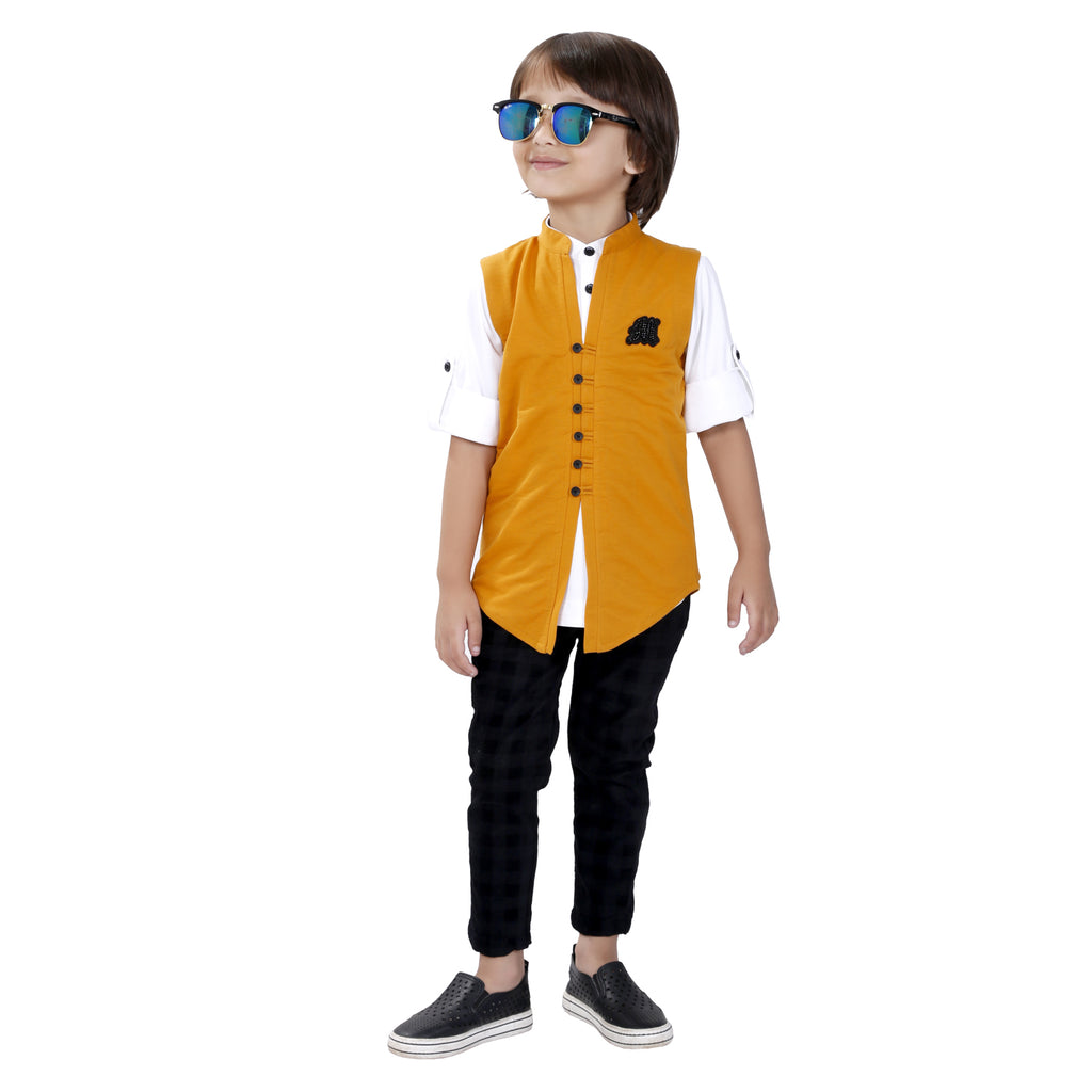 Bad Boys Comfortable party wear outfit with a Jacket. - mashup boys