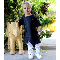 Bad Boys stylish kurta set - mashup boys