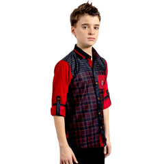 MashUp Classic Plaid Shirt - KRAZYLA