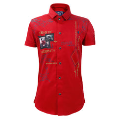 Mashup stylish morden shirt - mashup boys