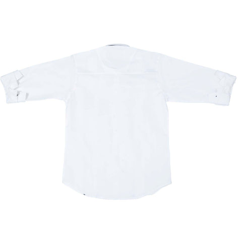 MashUp White Club Wear Shirt - mashup boys