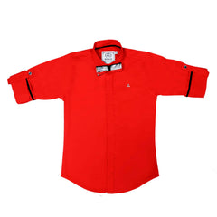 Mashup Classic Red Shirt - KRAZYLA
