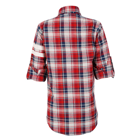 Mashup Checks Shirt - mashup boys
