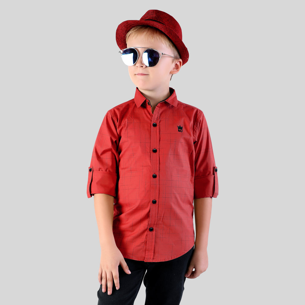 MashUp Classic Shirt for Young boys