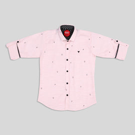 MashUp Stylish Classic shirt for Young boys