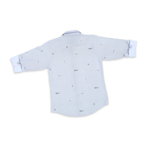 MashUp Cotton Stretch Lycra shirt.