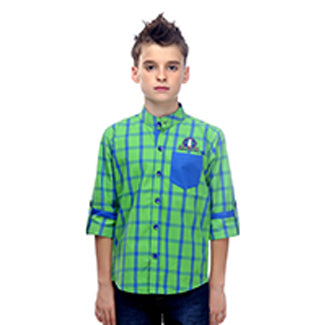MashUp Surf Club Checkered Shirt - KRAZYLA