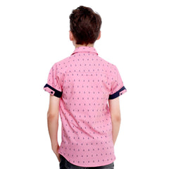 MashUp Color Crush Pink Shirt - KRAZYLA