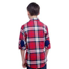 MashUp Red Shirt For Boys - KRAZYLA