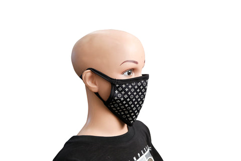 MashUp Fashion Mask,Washable Anti pollution 3 layer Air Filter Mask (Pack of 1)(Universal Fit-Adult) - MASHUP