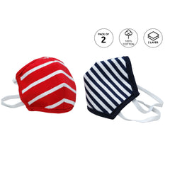 MashUp Fashion Mask,washable 2-layer protective mask (Pack of 2) - mashup boys