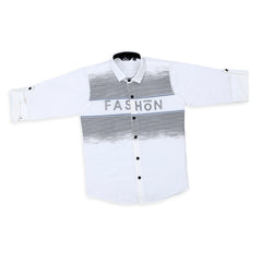 Elegant casual wear Cotton Blend knitting shirt