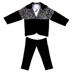 Bad Boys Black Designer Tuxedo Suit - KRAZYLA