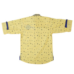 Bad Boys Polka Dots Kurta Shirt - KRAZYLA