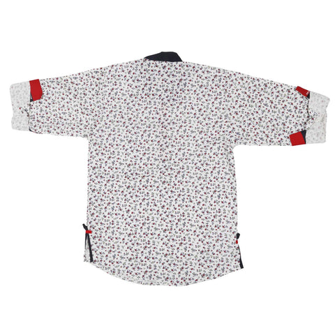Bad Boys Floral Printed Kurta Shirt - mashup boys