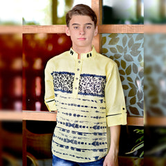 Embellished kurta from the house of Bad Boys - mashup boys
