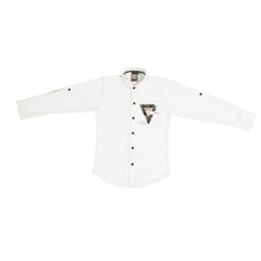 MashUp force trendy digital patch shirt - KRAZYLA